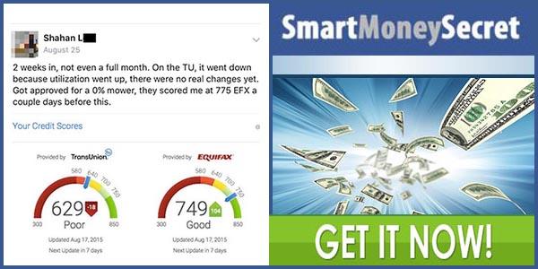 Smart Money Secret Scam