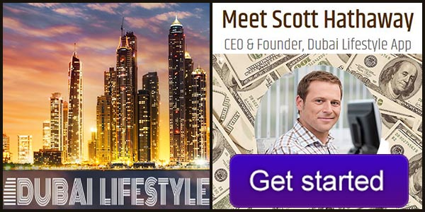 dubai lifestyle scam