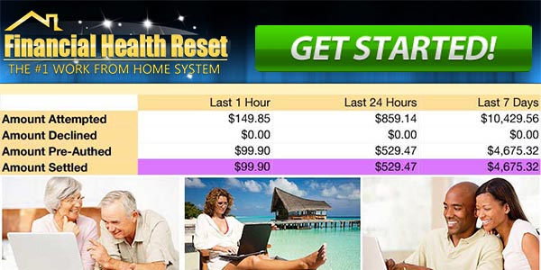 financial health reset system