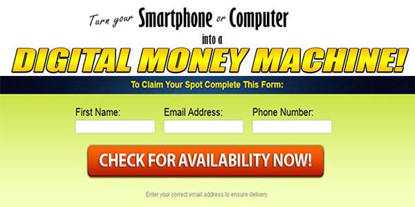 Digital Money Machine reviews